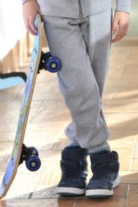 pantaloni felpa bambino