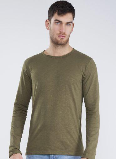t-shirt uomo manica lunga