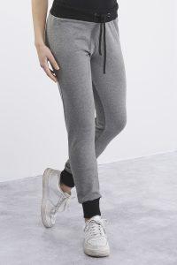 pantalone felpa donna